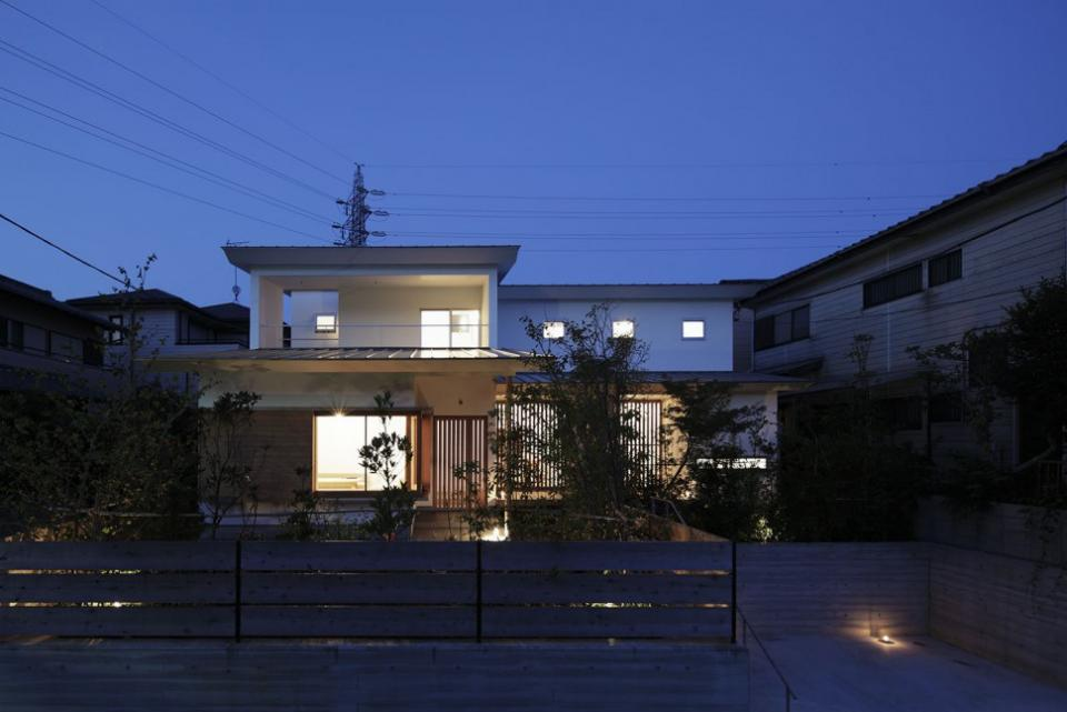 夕日の家の写真5