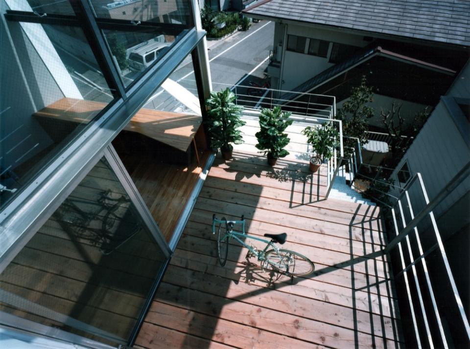 スキップテラスの家の写真3