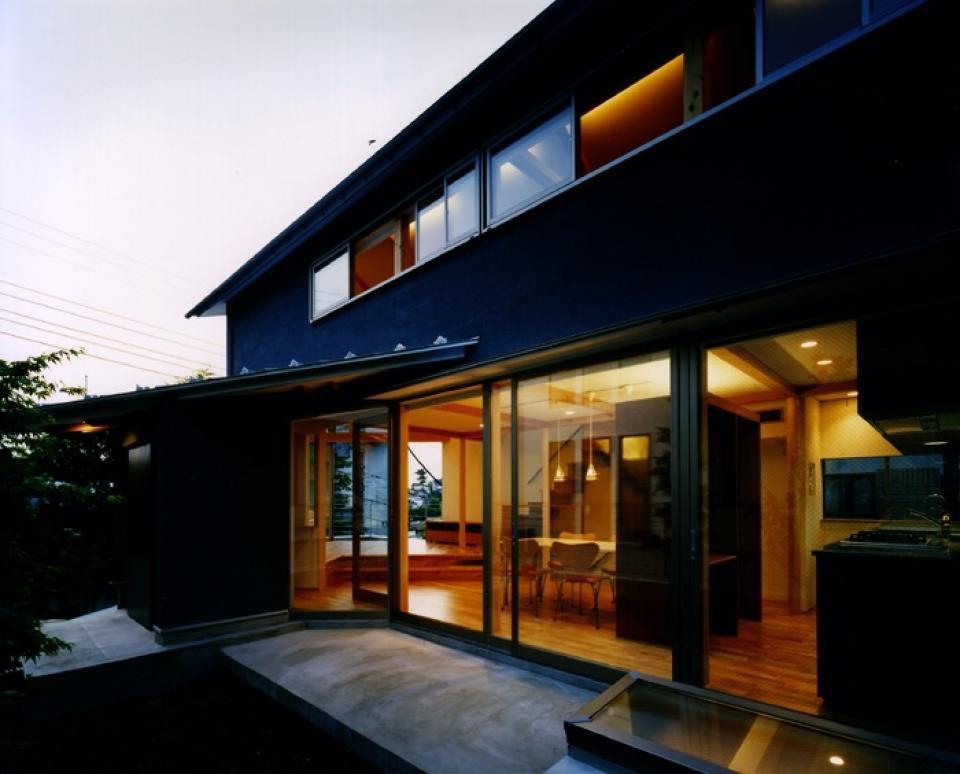 丘を望む家の写真4