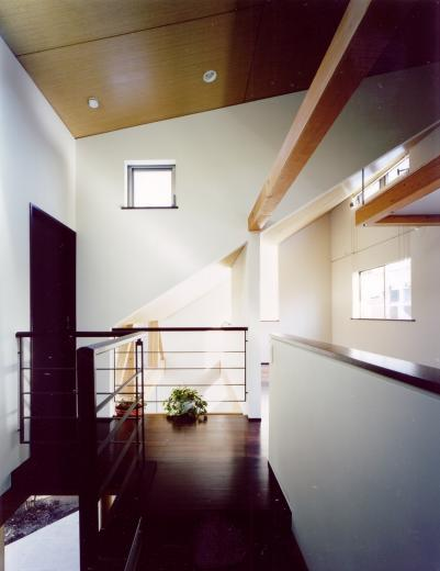 光をつなぐ家の写真2
