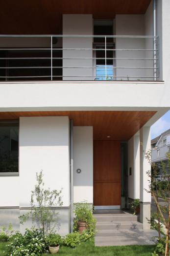 つなぎ梁の家の写真6