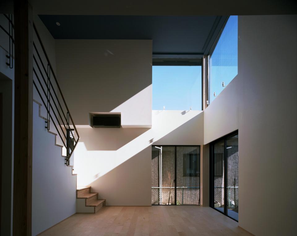 【Trilogy (三部作) − 西の家】 3つの分譲宅地で1つの世界をつくるの写真0