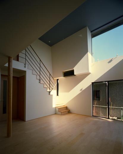 【Trilogy (三部作) − 西の家】 3つの分譲宅地で1つの世界をつくるの写真1
