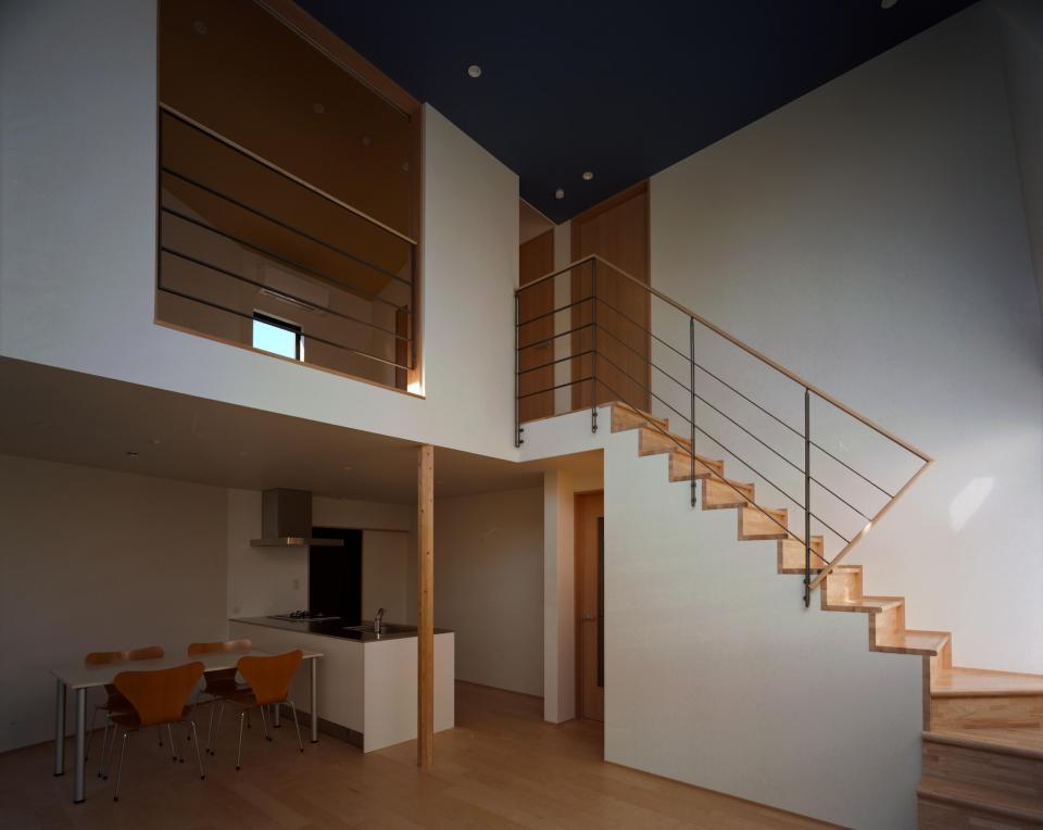 【Trilogy (三部作) − 西の家】 3つの分譲宅地で1つの世界をつくるの写真3