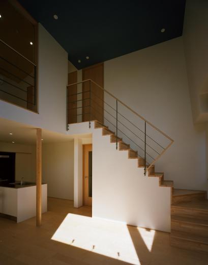 【Trilogy (三部作) − 西の家】 3つの分譲宅地で1つの世界をつくるの写真4