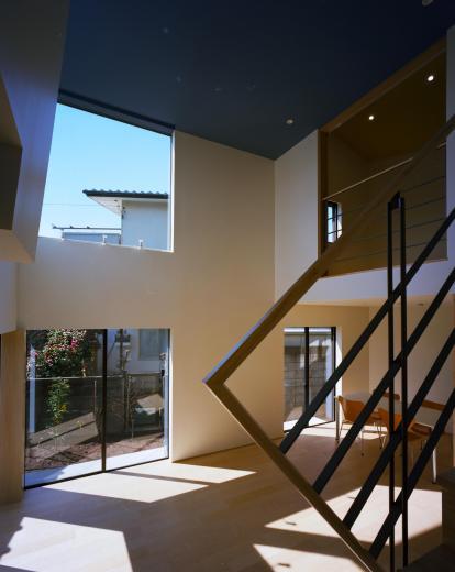 【Trilogy (三部作) − 西の家】 3つの分譲宅地で1つの世界をつくるの写真6