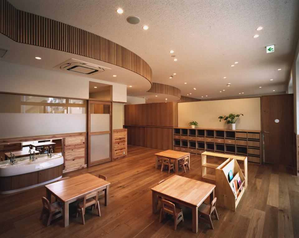 保育園 加賀のこどもの写真3
