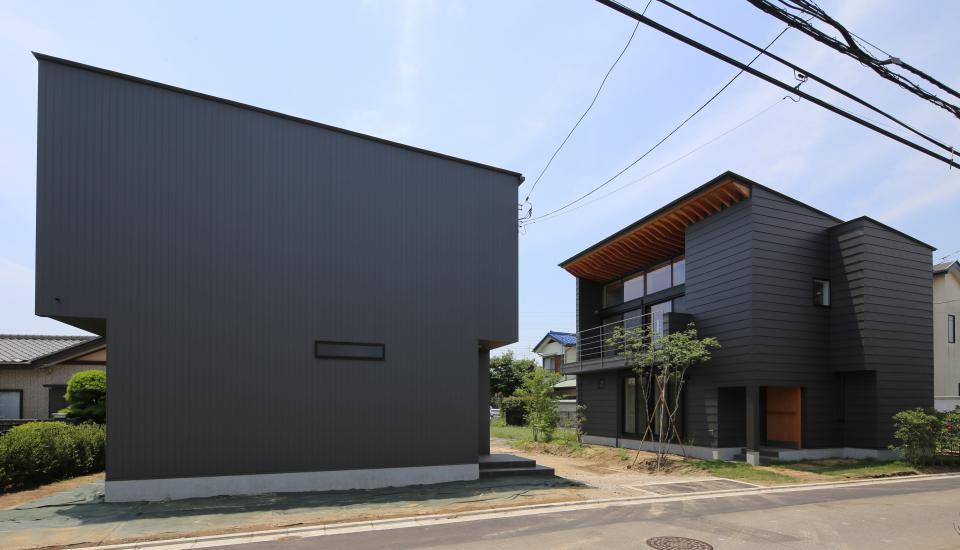 【Trilogy (三部作) − 北の家】 3つの分譲宅地で1つの世界をつくるの写真17