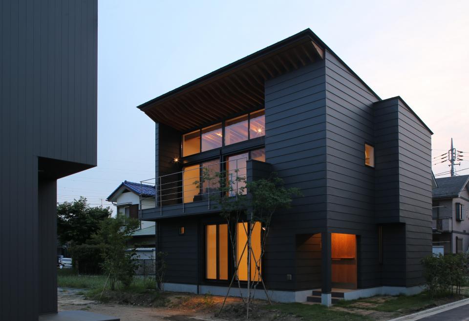 【Trilogy (三部作) − 北の家】 3つの分譲宅地で1つの世界をつくるの写真2