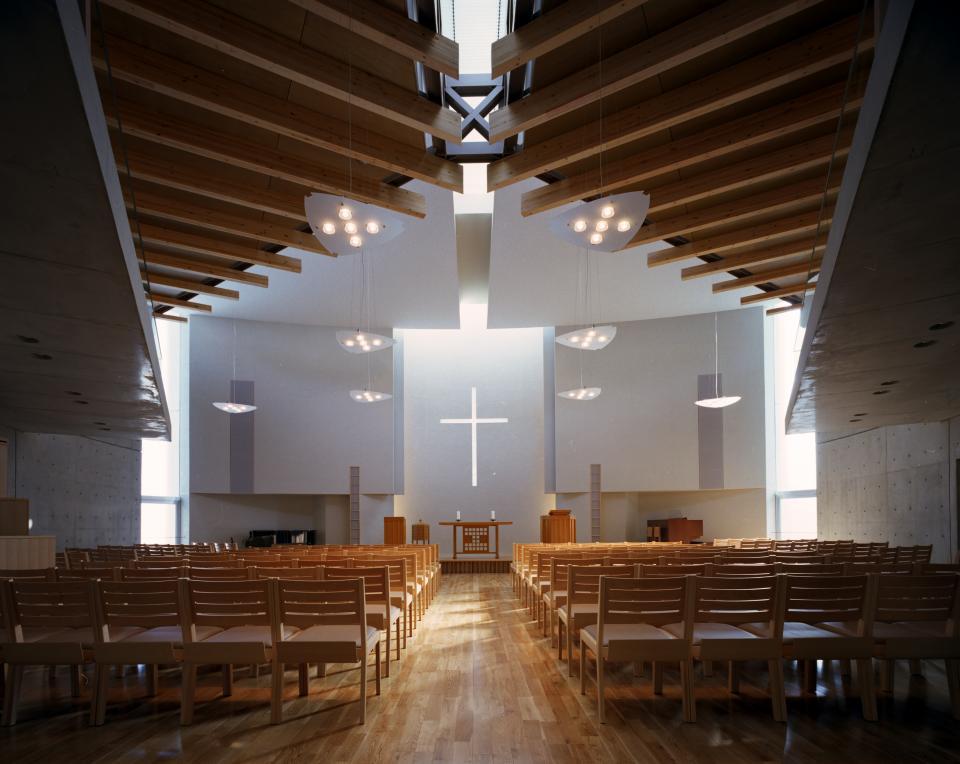 青谷福音ルーテル教会の写真0