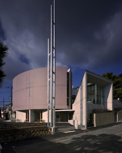 青谷福音ルーテル教会の写真1