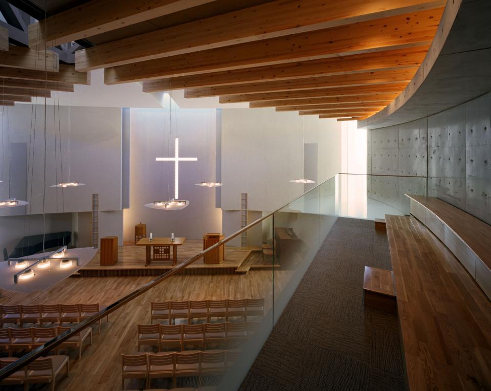 青谷福音ルーテル教会の写真3