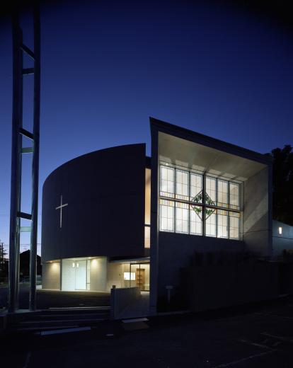 青谷福音ルーテル教会の写真8