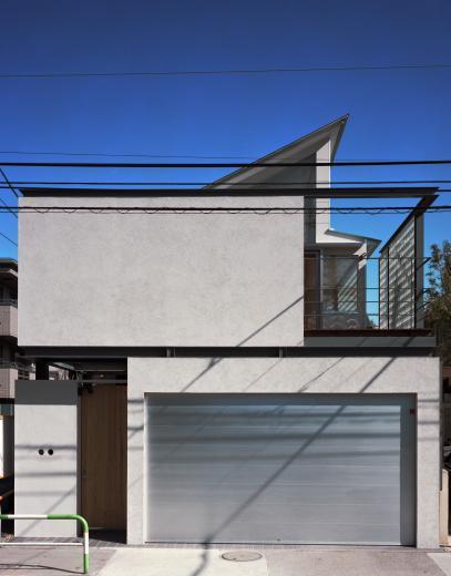 本駒込の家の写真1