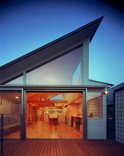 本駒込の家の写真2