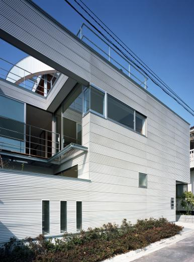コーナーガーデンの家の写真7