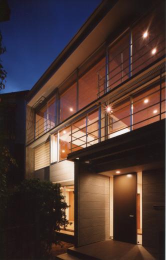 大崎の家の写真1