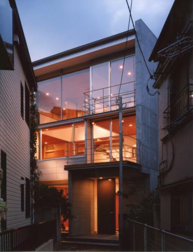大崎の家の写真2
