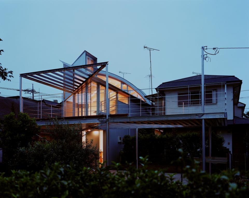 トライアングル・ハウスの写真10