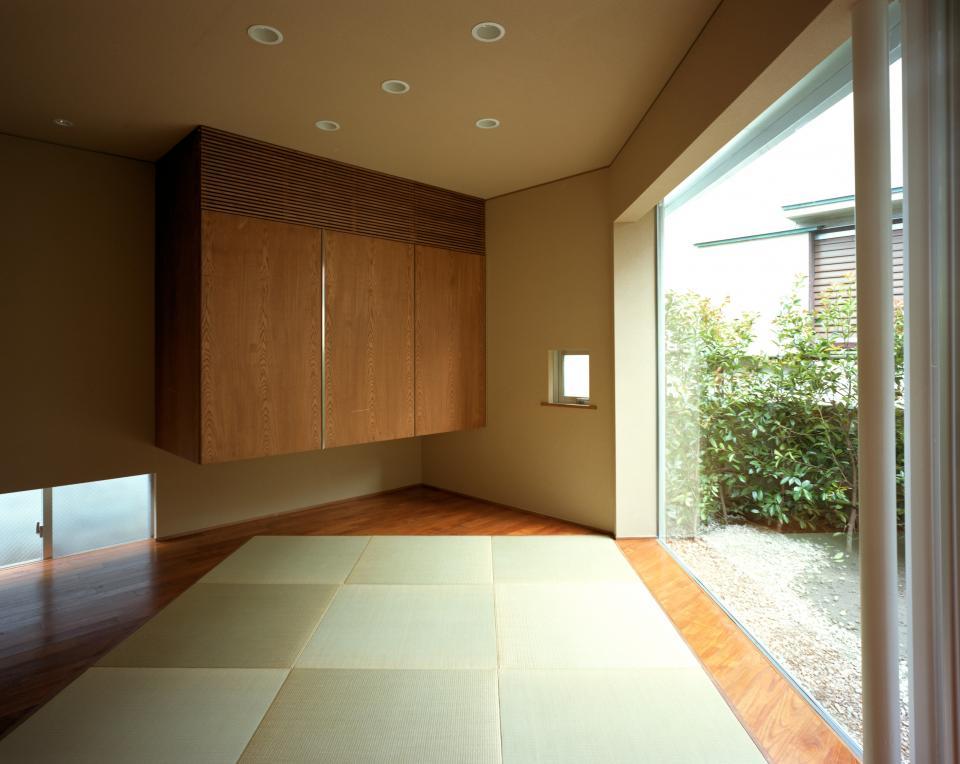 トライアングル・ハウスの写真7