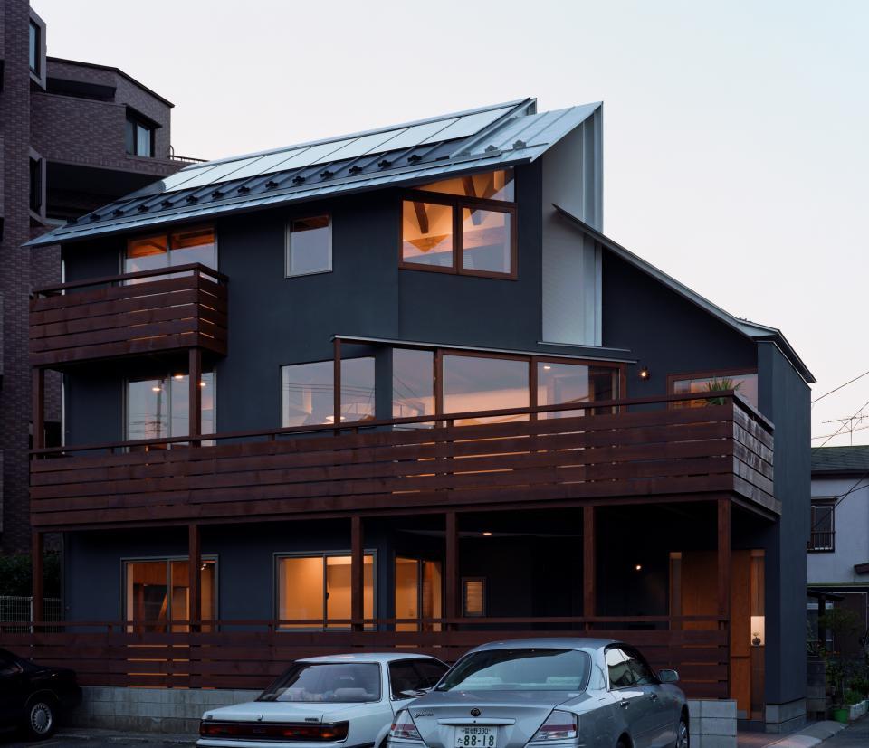 市川の家の写真14