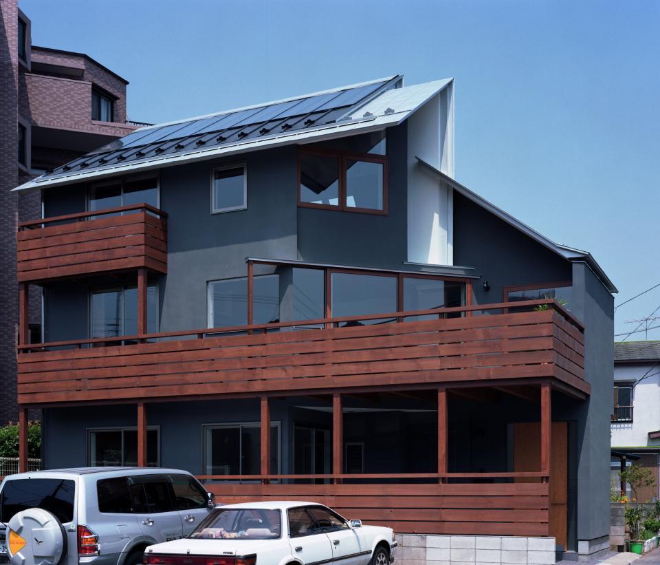 市川の家の写真15