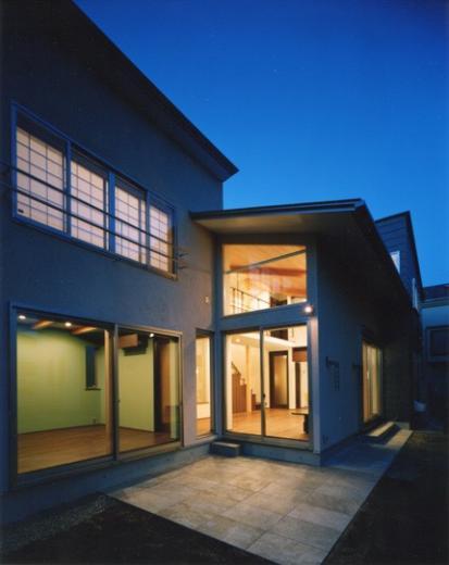 桜上水の家の写真4