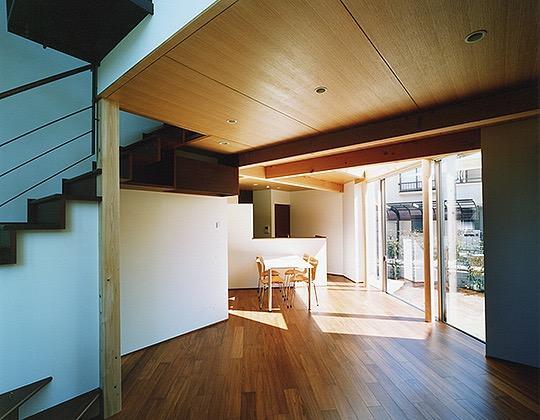 ブーメラン・プランの家の写真1