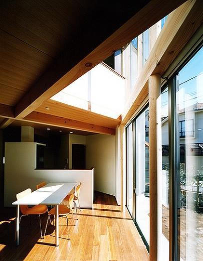 ブーメラン・プランの家の写真2