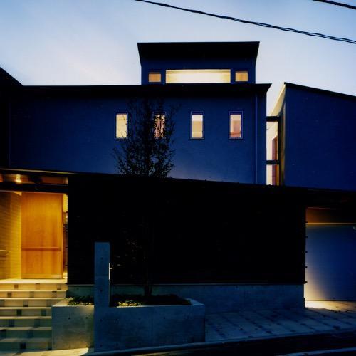 光を抱く家の写真0