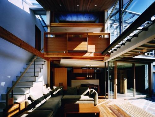 光を抱く家の写真1