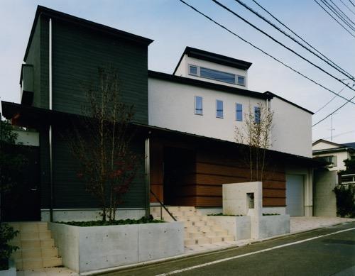 光を抱く家の写真2