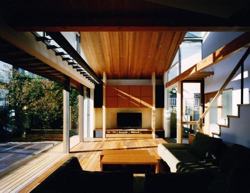 光を抱く家の写真3