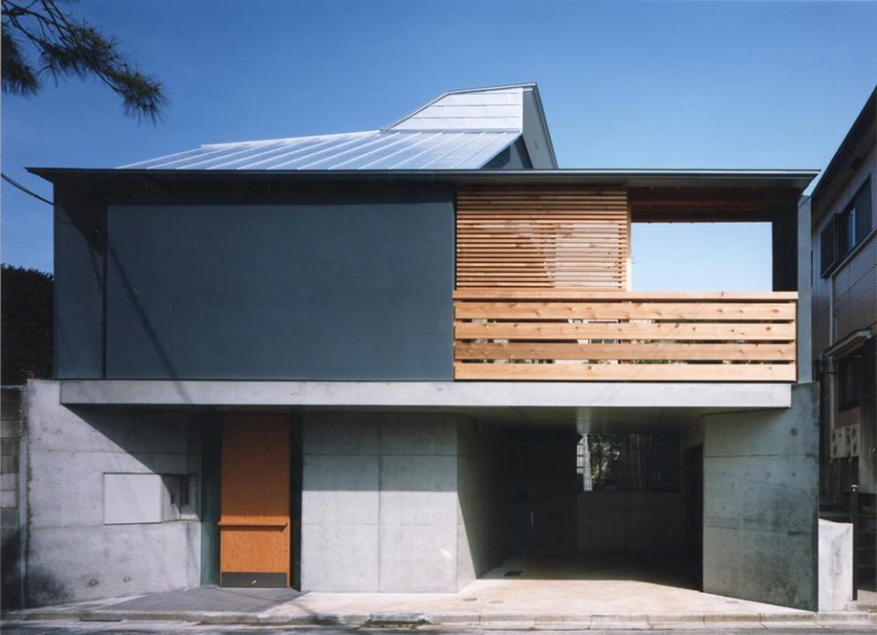 杉並の家の写真0
