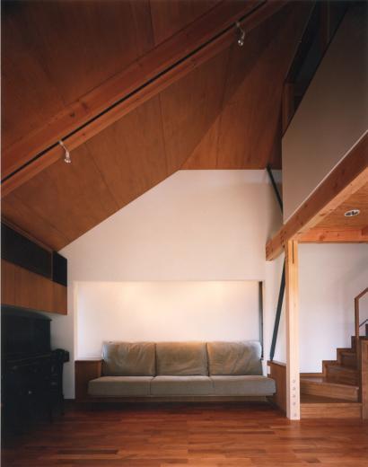杉並の家の写真2