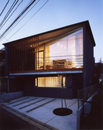 菱形の家の写真0
