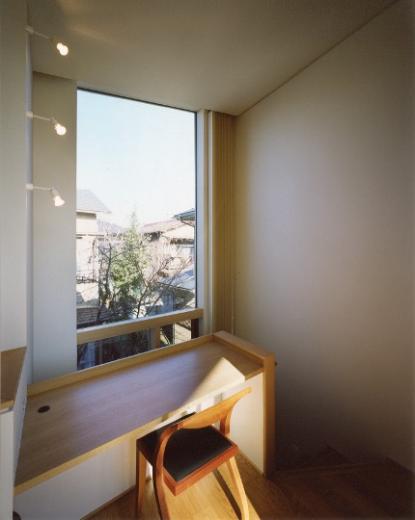 菱形の家の写真4