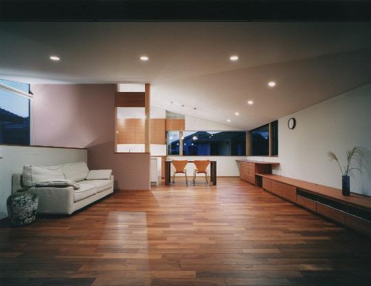森を望む家の写真0