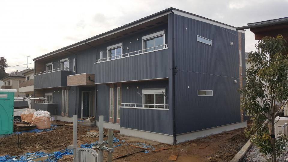 茨城県つくば市 共同住宅の写真0