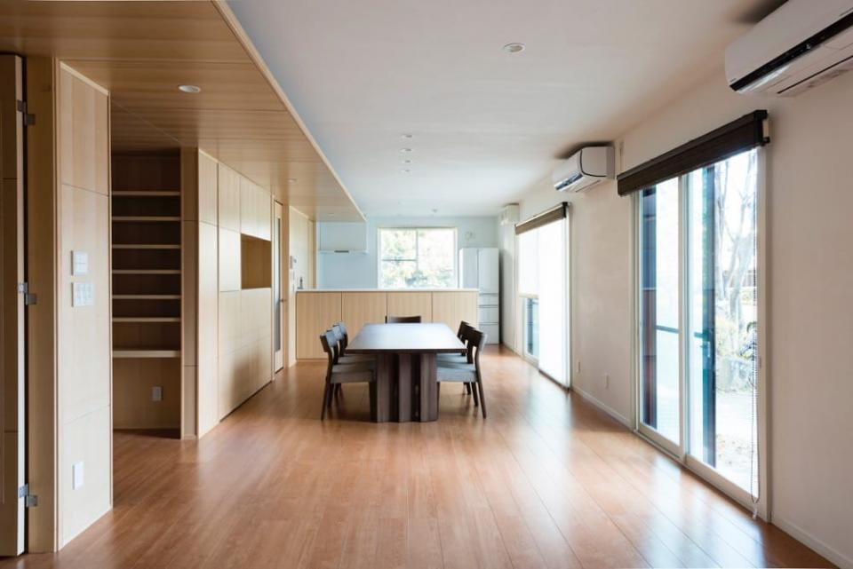 HOUSE I / LEDが広がる家の写真0