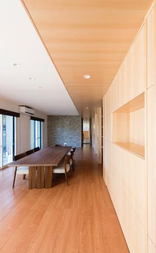 HOUSE I / LEDが広がる家の写真2