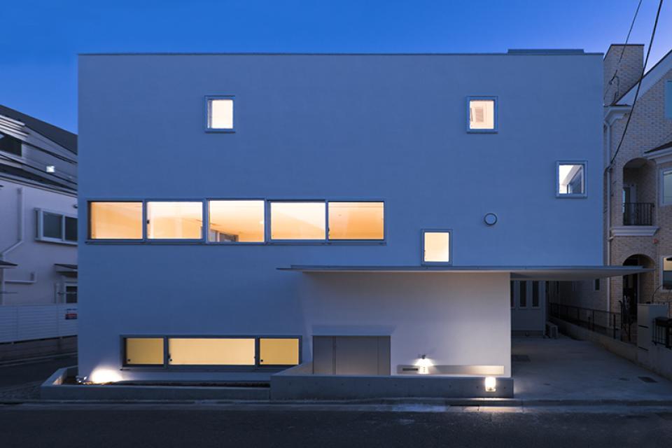 北沢の家の写真0