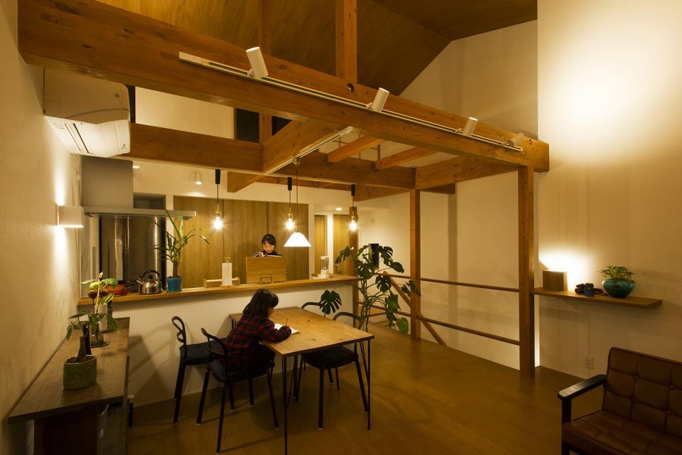 木の家の写真0