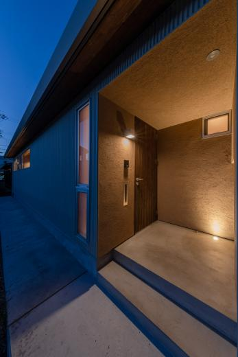 犬山 中庭のある家の写真1