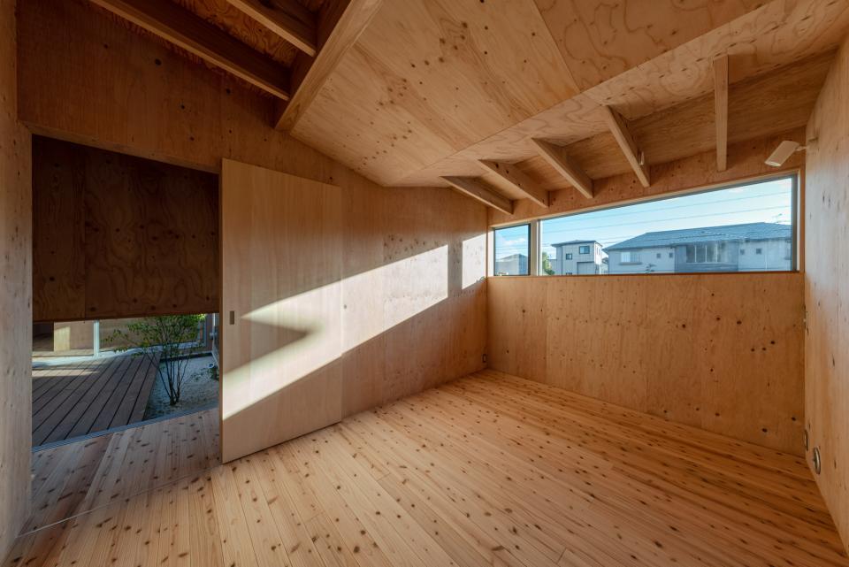 犬山 中庭のある家の写真6