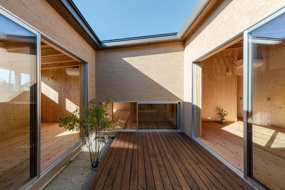 犬山 中庭のある家の写真7