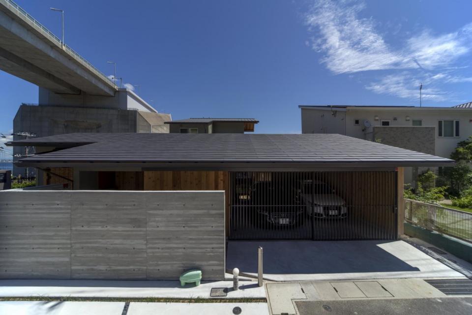 二つの景色が望める家の写真0