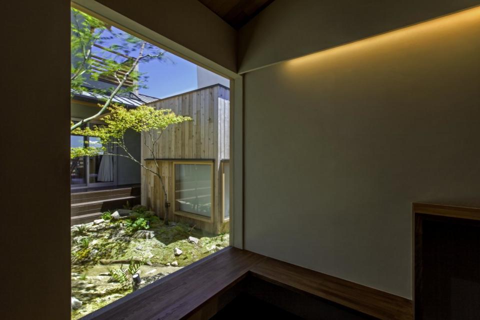 二つの景色が望める家の写真2