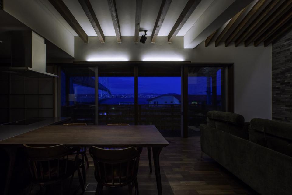 二つの景色が望める家の写真3