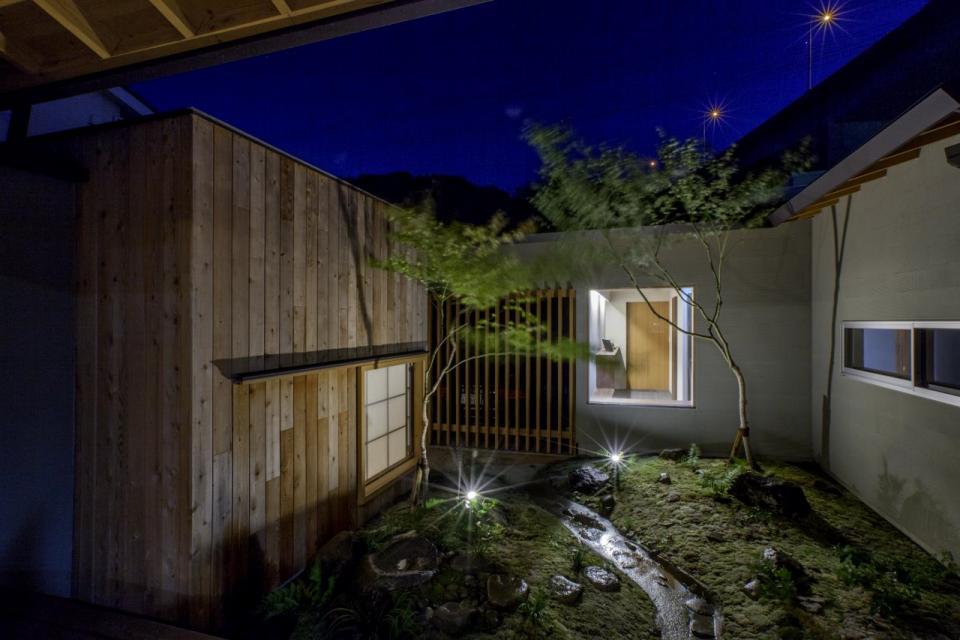 二つの景色が望める家の写真4